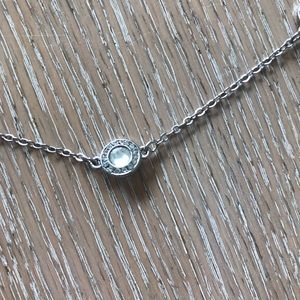Jewelry - Dress up silver necklace